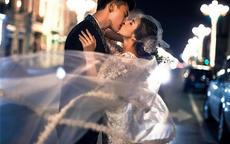 90后创意个性婚纱照