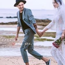青岛觅尚摄影婚纱照拍的好吗 价格怎么样