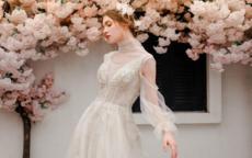 试婚纱有哪些注意事项 怎么选适合自己的婚纱