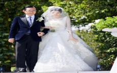 婚礼新娘父亲致辞范文