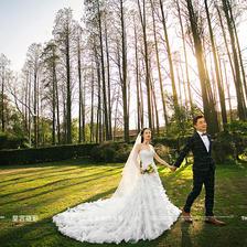 拍婚纱照选衣服的技巧 选哪几套衣服合适