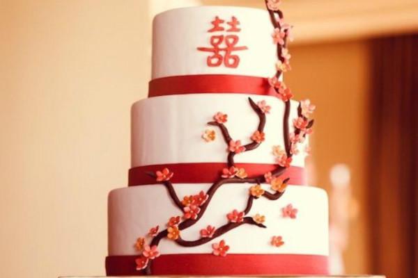 中国风蛋糕