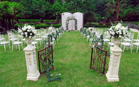 長沙草坪婚禮要多少錢