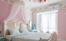 甜蜜婚房卧室布置技巧