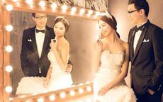 简单婚纱照拍摄的4大技巧