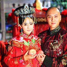 最全中国传统婚礼流程安排表,结婚不出错全靠它!