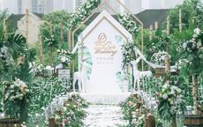 森系婚礼的布置要注意哪些事项?