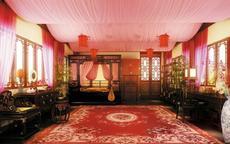 中式古典婚房如何布置?