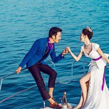 游艇婚纱照怎么拍 游艇婚纱照拍摄注意事项
