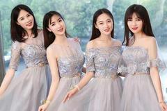 伴娘服是新娘买还是自己买 伴娘服有哪些款式选择