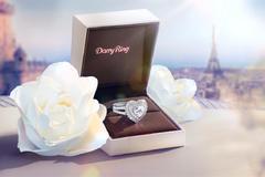订婚戒指与求婚戒指是同一个吗