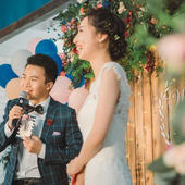 结婚喜宴的发言稿模板