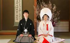 日本结婚礼服 日本人结婚婚礼服装是啥样