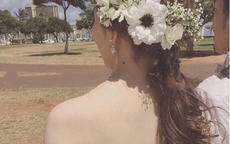 拍婚纱照染什么颜色最上镜 提前多久染发比较合适