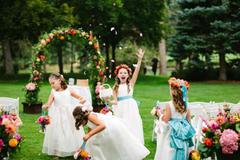 结婚花童一般要几个合适