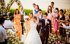 浪漫西式婚礼策划方案范文