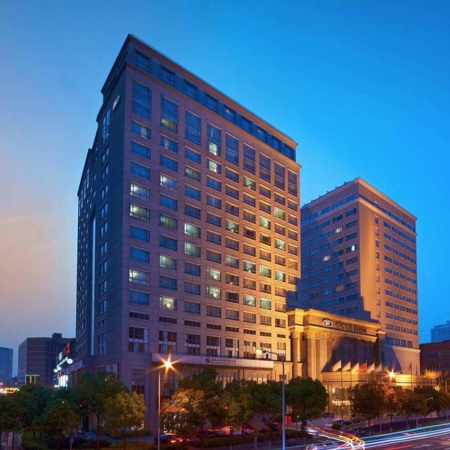 宁波凯洲皇冠假日酒店