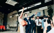婚礼当天新人与宾客如何互动 盘点你没见过的互动小游戏