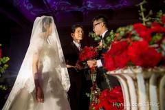 结婚典礼父母贺词