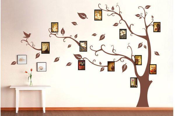 婚房照片墙