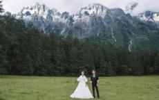 婚纱照风格种类图片2019