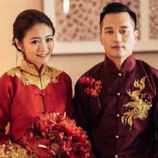 明星中式婚礼礼服盘点 看明星婚礼怎么穿