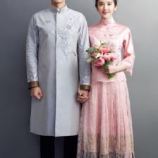 什么样的秀禾服上身效果更好看 新娘怎么挑选秀禾服