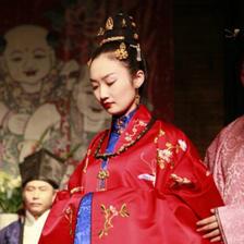 中式婚礼礼服有哪些选择
