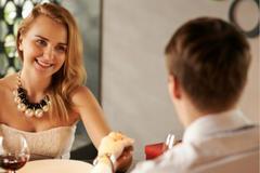 求婚成功之后怎么发朋友圈