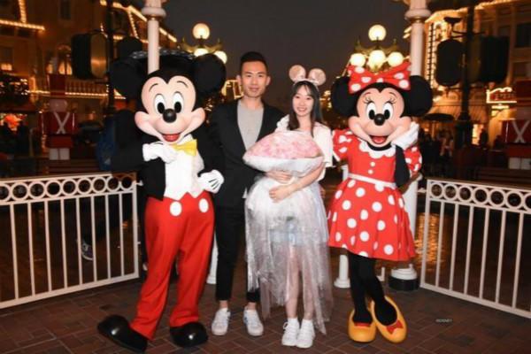 迪士尼求婚