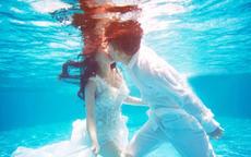 厦门水下婚纱摄影怎么样 哪家拍得比较好