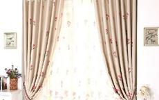 婚房窗帘选什么颜色好