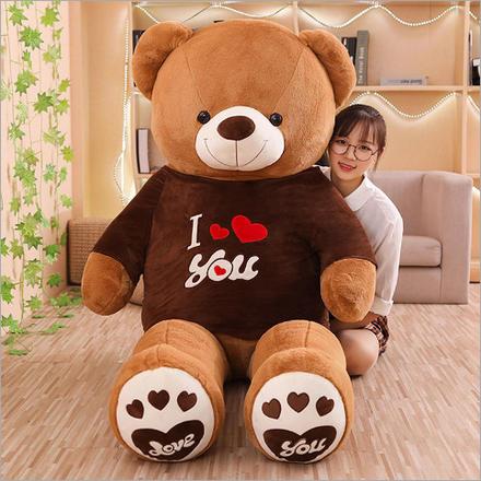 结婚娃娃毛绒玩具抱抱熊泰迪熊