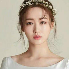 韩式新娘妆的特点 8步打造完美韩式新娘妆容