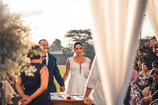 新娘结婚说说