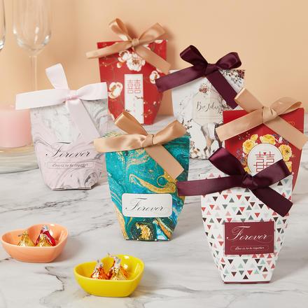 精灵口袋系列 手拎袋喜糖盒