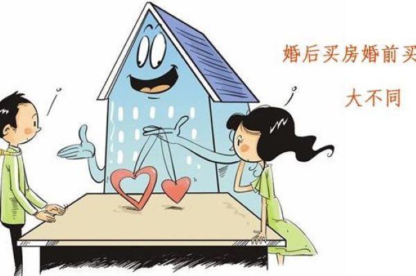 婚前婚后买房
