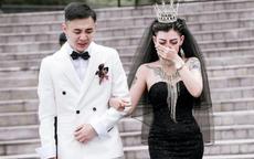 黑色婚纱代表什么 结婚可以穿黑色婚纱吗