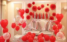 婚房布置用哪些装饰品比较好看