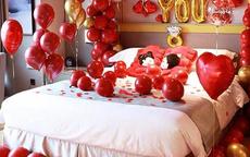 婚房氦气球怎么充气