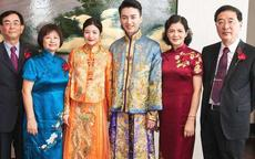 妈妈参加女儿婚礼服装怎么选 这样穿优雅又得体