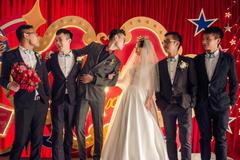 结婚三年的结婚纪念祝福语怎么说?