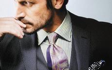 标准打领带的方法图解(超详细!)