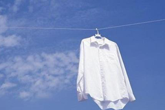 白衬衫领子发黄怎么洗