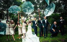 草坪婚礼图片 国外草坪婚礼多少钱?