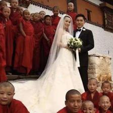 细数那些豪华的明星婚礼都是什么样的?