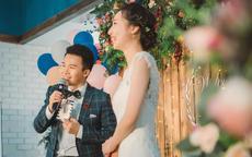 一般婚礼流程容易被忽视的几个细节