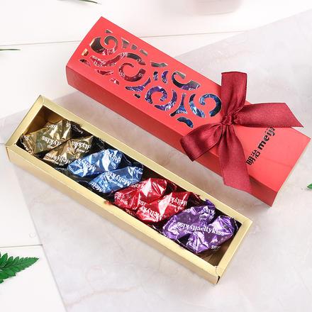 中式鏤空明治巧克力成品喜糖