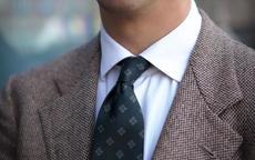 如何系领带  不同场合适用领带系法大全(图解)