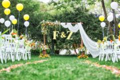杭州草坪婚礼场地价格 在杭州举办草坪婚礼要多少钱